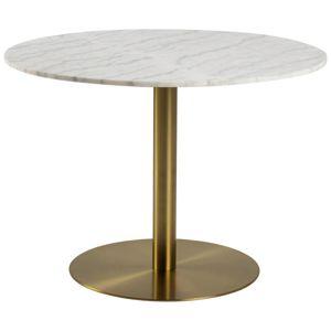 Jedálenský Stôl Corby Mramor
